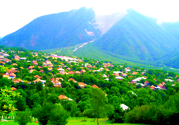 Tour Southern Сharm Of Azerbaijan