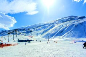 Ski Vacation In Azerbaijan