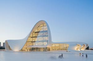 Excursion In Heydar Aliyev Center And The Museum Tour Of Modern Art (duration: 2 Hours) Packages